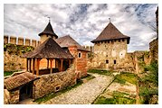 День 2 - Каменец-Подольский – Черновцы – Хотинская крепость