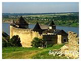 День 3 - Каменец-Подольский – Хотин – Хотинская крепость – Кристальная пещера