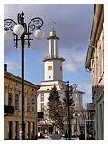 День 1 - Львов - Ивано-Франковск - Яремче