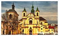 День 1 - Львов - Свиржский замок - Ивано-Франковск