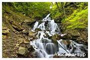 День 4 - горный массив Горганы - Яблунецкий перевал - гора Маковица