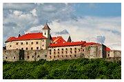 День 1 - Львов - Мукачево - термальные воды Косино - дегустация Закарпатского вина