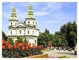 День 1 - Львов - Тернополь - Збараж