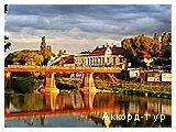День 2 - Мукачево – Ужгород – Ужгородский замок