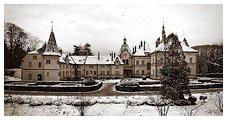 День 5 - замок графа Шенборна – Львов