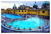 День 2 - Будапешт - Вишеград - Сентендре - купальні Сечені