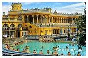 День 4 - Будапешт - Эгер - Львов - купальни Сечени