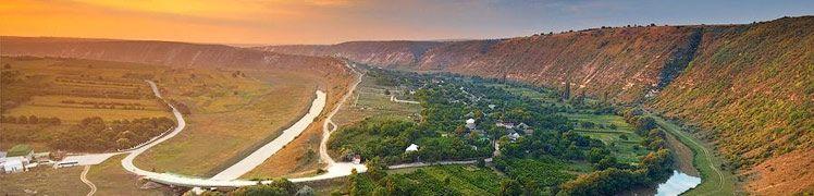 Молдова - край вина и винограда