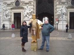 Фото из тура Успешная Вена! + Зальцбург!, 06 января 2011 от туриста Наталья