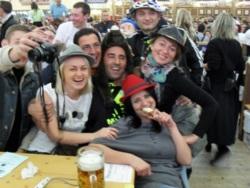 Фото из тура SPO Лучший пивной праздник – Октоберфест!, 18 сентября 2011 от туриста натка