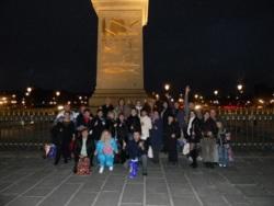 Фото из тура Парижа шик и блеска час!Диснейленд и Нормандия!, 22 октября 2011 от туриста Надія