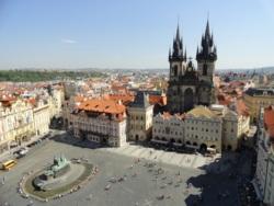 Фото из тура Самое короткое путешествиеУикенд в Словакию и Чехию, 29 апреля 2012 от туриста ОляЛя
