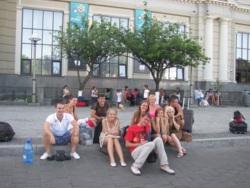 Фото из тура Парижа шик и блеска час!Диснейленд и Нормандия!, 23 июня 2012 от туриста Olivia