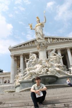 "Фото из тура Альпийское три ""о""Мюнхен, замок Нойшванштайн, Цюрих и Вена!, 15 августа 2012 от туриста Artemut"