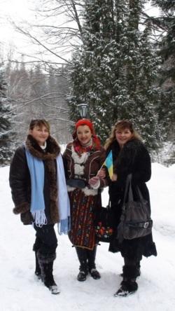 Фото из тура Сказка чарующих гор!!! Бухарест, Сибиу и Сигишоара!, 03 января 2013 от туриста Marisha