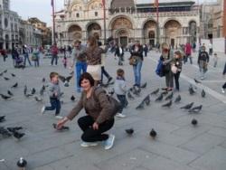 Фото из тура Уикенд как в сказке!Будапешт, Любляна и Венеция!, 19 апреля 2013 от туриста Надежда