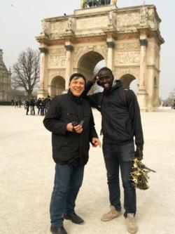Фото из тура Бонжур Лямур или 3 дня в Париже!...Париж, Диснейленд и Люксембург..., 24 марта 2013 от туриста mike