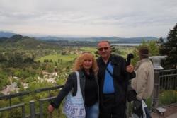 "Фото из тура Альпийское три ""о""Мюнхен, замок Нойшванштайн, Цюрих и Вена!, 15 мая 2013 от туриста Fratello"