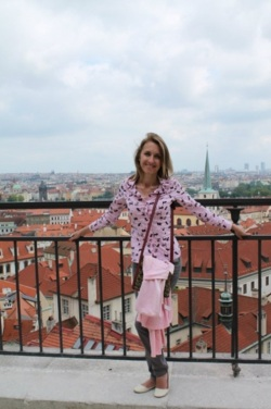 Фото из тура Супер блиц!!!Краков, Прага, Мюнхен, Вена, Будапешт, 04 июня 2013 от туриста Alesia