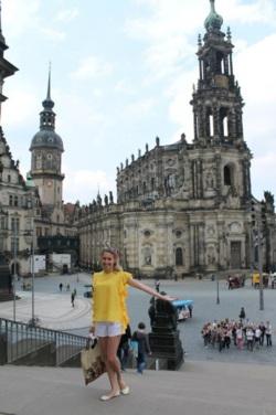 Фото из тура Супер блиц!!!Краков, Прага, Мюнхен, Вена, Будапешт!, 04 июня 2013 от туриста Alesia