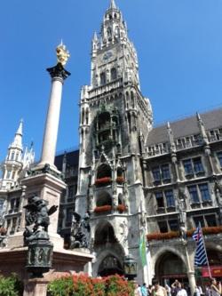 Фото из тура Европейская прогулка!Краков, Мюнхен, замок Нойшванштайн и Вена!, 14 июля 2013 от туриста Andrikmuha