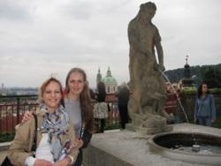 Фото из тура Пражская конфеткаПрага, Карловы Вары, Замок Штейнберг, Дрезден + Вена!, 24 августа 2013 от туриста Лисава