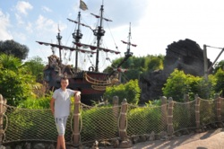 Фото из тура Рюкзачок приключений в парках развлеченийЭфтелинг , Диснейленд, Астерикс, Европа Парк, 14 июля 2013 от туриста timoshka