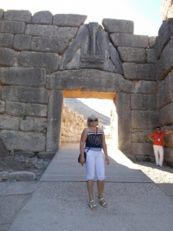 Фото из тура Путешествие сквозь времена! Италия+Греция, 08 сентября 2013 от туриста Елена премудрая