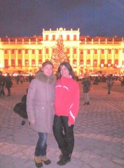 Фото из тура Венгерский секрет! + Вена и Краков, 22 декабря 2013 от туриста Lena