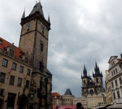 Фото из тура Лучшие подружки Чешского королевстваПрага, Дрезден, Карловы Вары + Краков, 13 апреля 2014 от туриста Oksana