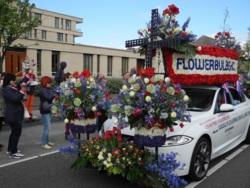 Фото из тура Париж, цветы... и Комплименты!Амстердам, Брюссель, Париж, Люксембург, Кельн, 30 апреля 2014 от туриста Лена