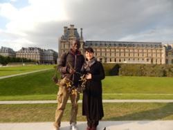 Фото из тура А я в Париже! + Диснейленд!, 30 апреля 2014 от туриста Rina Marr