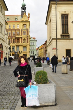 Фото из тура Пражские выходныеПрага, Дрезден, Карловы Вары + Краков, 21 декабря 2013 от туриста Таша