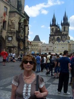 Фото из тура Лучшие подружки Чешского королевстваПрага, Дрезден, Карловы Вары + Краков, 21 июня 2014 от туриста vlast