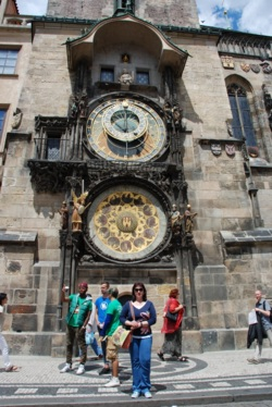 Фото из тура Азартный отпуск в ПарижеНормандия, Диснейленд +Прага, 15 июня 2014 от туриста Inna_Serdyuk
