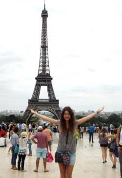 Фото из тура В заманчивом Париже + Мюнхен и Дрезден!!!, 13 июля 2014 от туриста Наталі