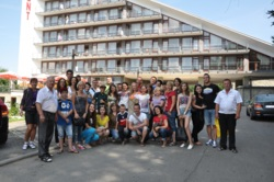Фото из тура Пикничок в Амстердаме + Парк цветов Кекенхоф, 20 июля 2014 от туриста timach