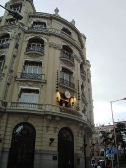Фото из тура Два полюса страсти!Париж ! Мадрид ! Барселона + Венеция !, 12 июля 2014 от туриста Алла