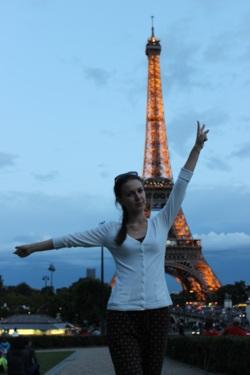 Фото из тура В заманчивом Париже + Мюнхен и Дрезден!!!, 10 августа 2014 от туриста Dariia