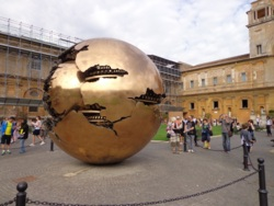 Фото из тура Два счастливых смайлика: Париж и Рим + Лазурный берег!, 12 сентября 2014 от туриста Аномалия