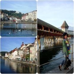 Фото из тура Еёзовут ШвейцарияЦюрих, Зальцбург, замок Нойшванштайн, Мюнхен, 20 сентября 2014 от туриста Маринка