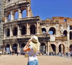 Фото из тура Я в восторге!!! Это... Рим!Рим + Флоренция, Пиза Верона/Генуя и Венеция!, 01 июня 2014 от туриста Кристина