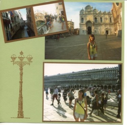 Фото из тура Жгучая неделька в ИспанииЛлорет де Мар, Ницца + Венеция, 08 августа 2014 от туриста ellelein