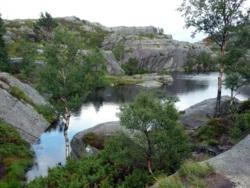 Фото из тура Мед с черникой. Фьорды и вся СкандинавияСогнефьорд,Гейрангерфьорд, Олесунн, Берген, Флом, 20 июля 2014 от туриста L.T.