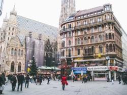Фото из тура 6 прекрасных мгновенийКраков, Прага, Вена + Будапешт и Егер, 23 ноября 2014 от туриста Катя