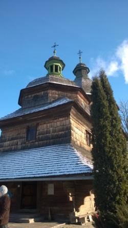 Фото из тура Романс древнего Львова, 05 января 2015 от туриста ghostaly