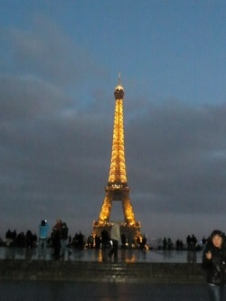 Фото из тура В Амстердаме и Париже... привлекали... зажигали..., 28 октября 2011 от туриста Misiura