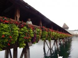 Фото из тура Еёзовут ШвейцарияЦюрих, Зальцбург, замок Нойшванштайн, Мюнхен, 28 сентября 2013 от туриста Любов