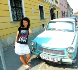 Фото из тура Подари мне, подари…Егер, Вена и Будапешт!, 14 июля 2011 от туриста ТАША