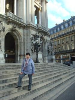 Фото из тура Неделька в Париже, 04 марта 2014 от туриста Murzik